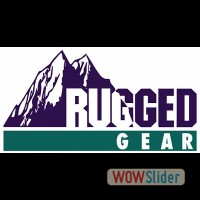 Rugged Gear color logo